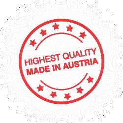 Finn is made in Austria